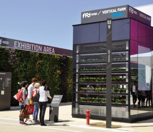 Vertical Farm Enea