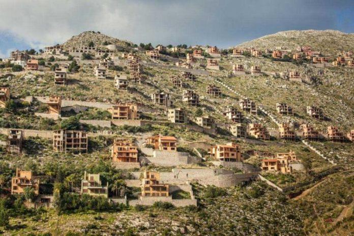 Collina di Pizzo Sella, 170 ecomostri che affacciano sul Golfo di Palermo