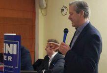 Gian Carlo Locarni, responsabile nazionale Dipartimento Ambiente della Lega