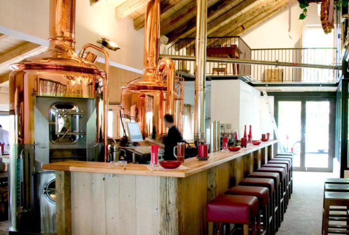 Birrificio artigianale a Lana, in Alto Adige