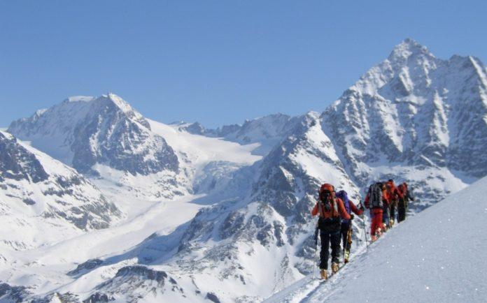 La haut route di scialpinismo Chamonix-Zermatt