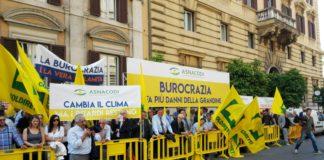 """Coldiretti in piazza, """"Lo Sato deve mezzo miliardo"""""""