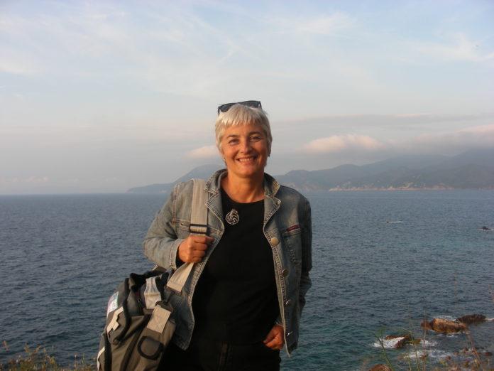 Franca Zanichelli, che ad agosto lascerà la direzione del Parco dell'Arcipelago Toscano