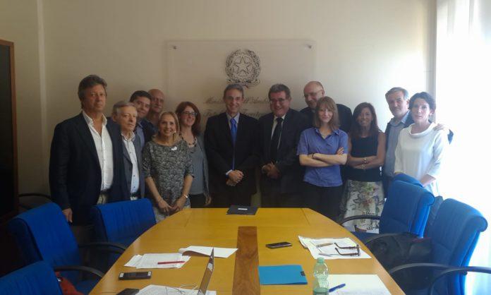 Il Ministro dell'Ambiente Sergio Costa presiede per la prima volta i lavori della commissione scientifica CITES