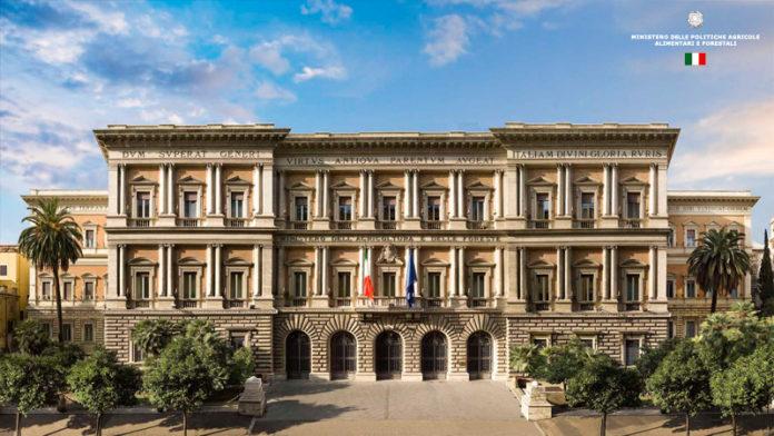 Palazzo dell'Agricoltura, sede del Ministero delle Politiche Agricole, Agroalimentari e Forestali