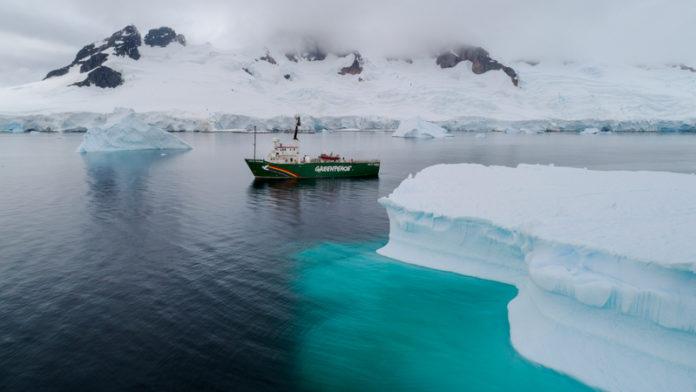 L'Antartide non è incontaminato, secondo un'indagine di Greenpeace