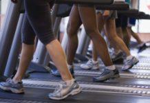 Tapis roulant, esempio di attività fisica esercitata indoor