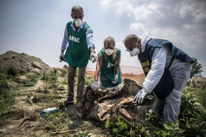 Attività di controllo degli illeciti ambientali, @La Nuova Ecologia
