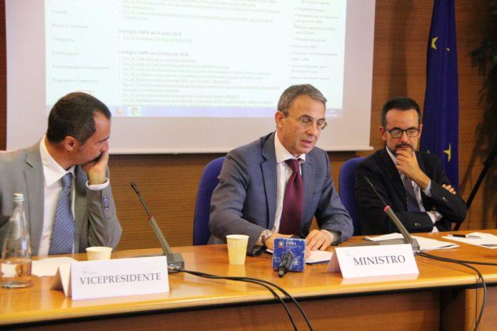 Il Ministro Costa all'incontro del Sistema Nazionale delle Agenzie Ambientali