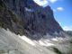 Un tratto dell'Alta via delle Dolomiti Bellunesi