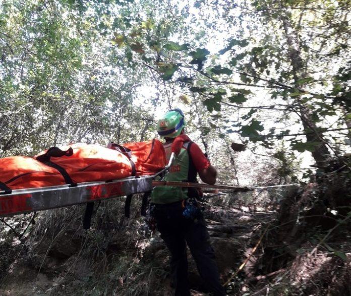 Le immagini dal luogo dell'incidente