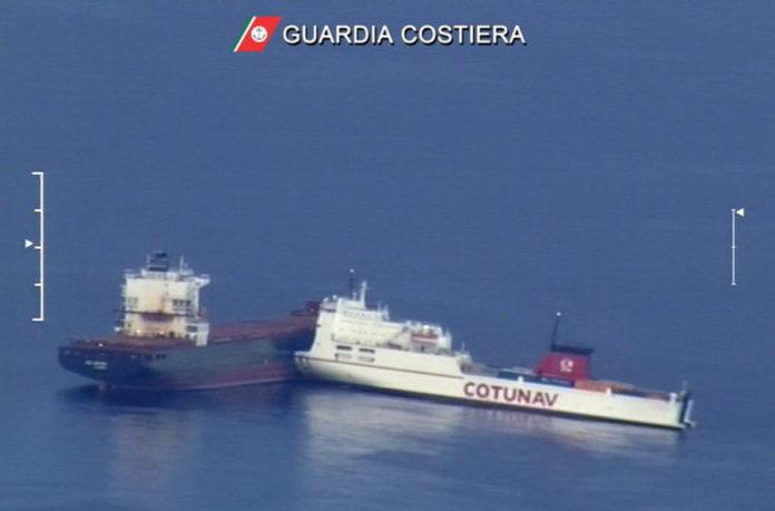 Collisione tra navi nel Santuario dei Cetacei