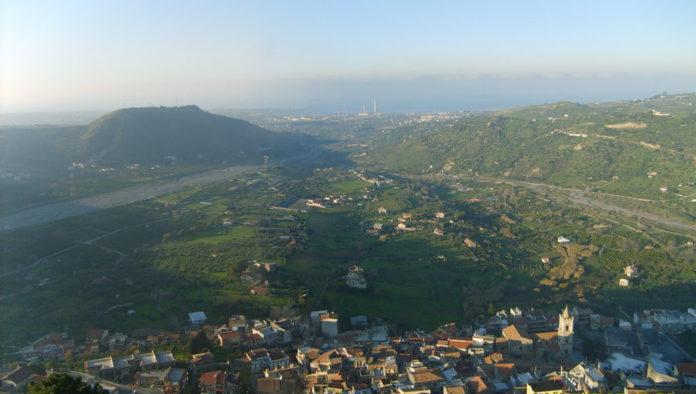 Valle del Mela