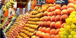 Frutta e verdura italiane sugli scaffali inglesi