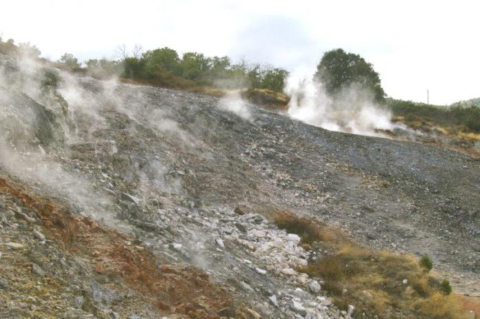 Area geotermica di Larderello, Toscana