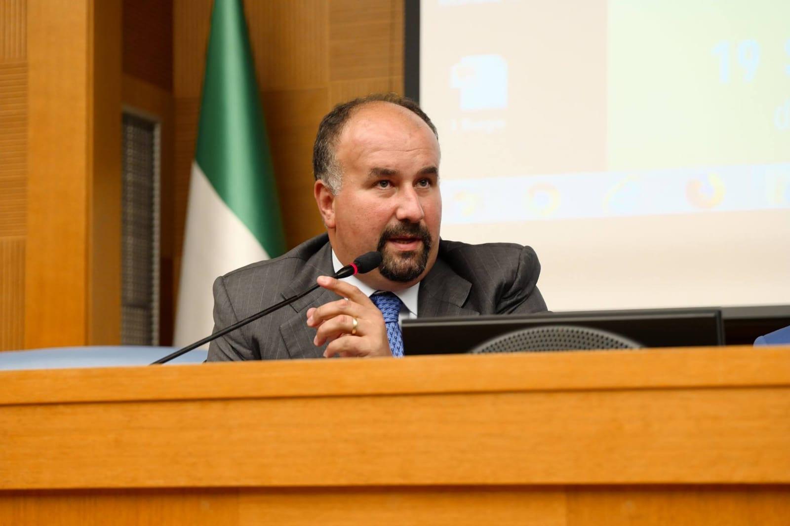 Dario Righini, General Manager di ITW LKW Geotermia Italia spa