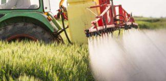 Pesticidi in campo