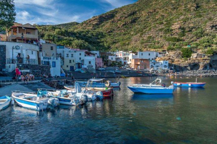 Isola di Salina, Sicilia