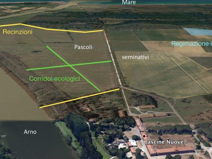 La riprogettazione del territorio nel nuovo progetto