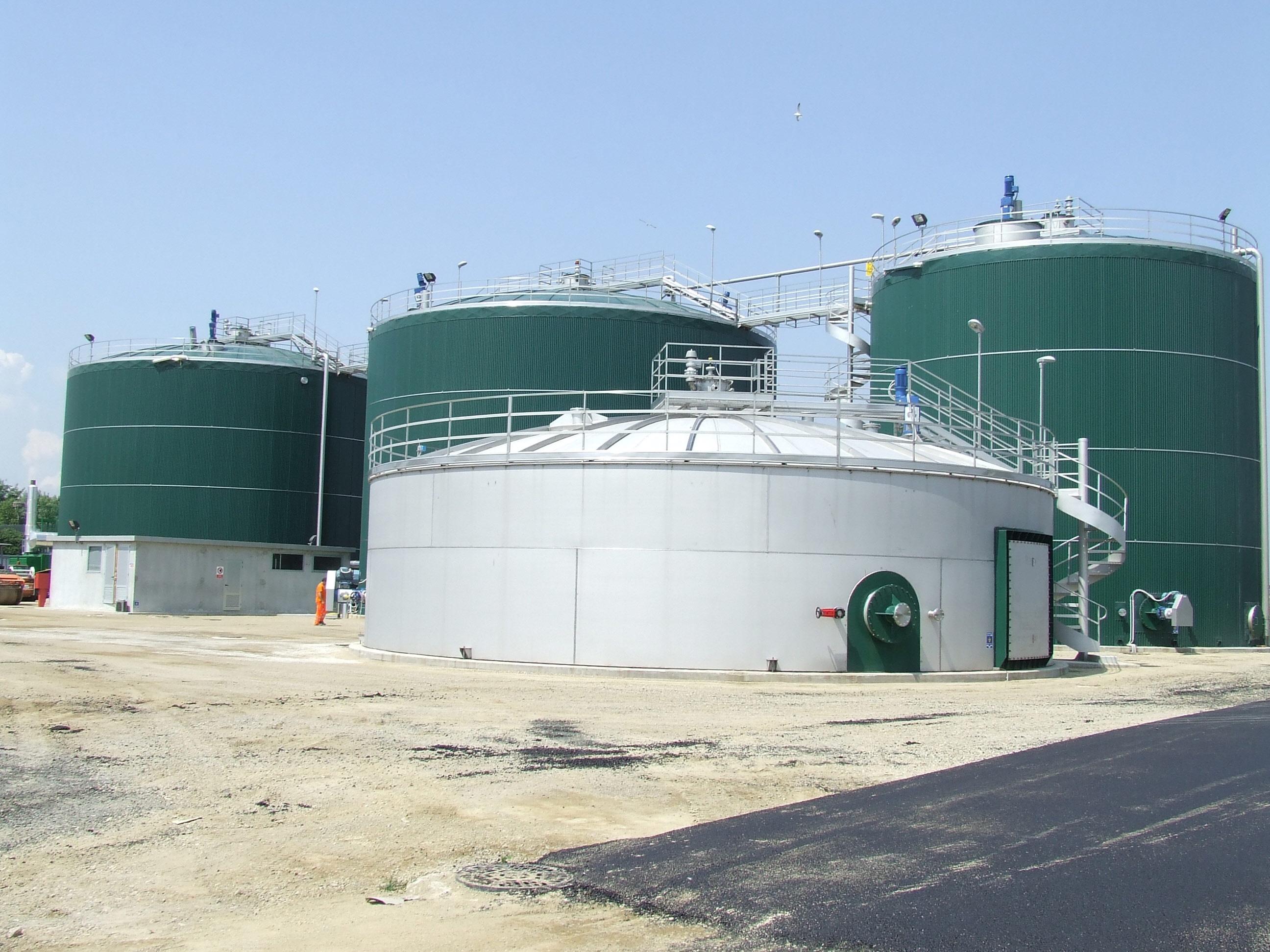 Inaugurato a Faenza il primo impianto di biogas agricolo in Italia