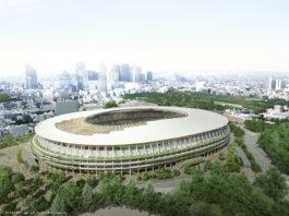 Nuovo Stadio Nazionale di Tokyo