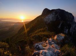 Il Picco di Circe, nel Parco Nazionale del Circeo