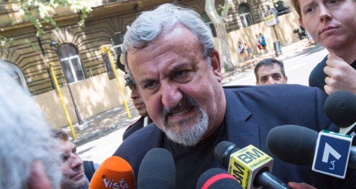 Michele Emiliano, presidente della Regione Puglia