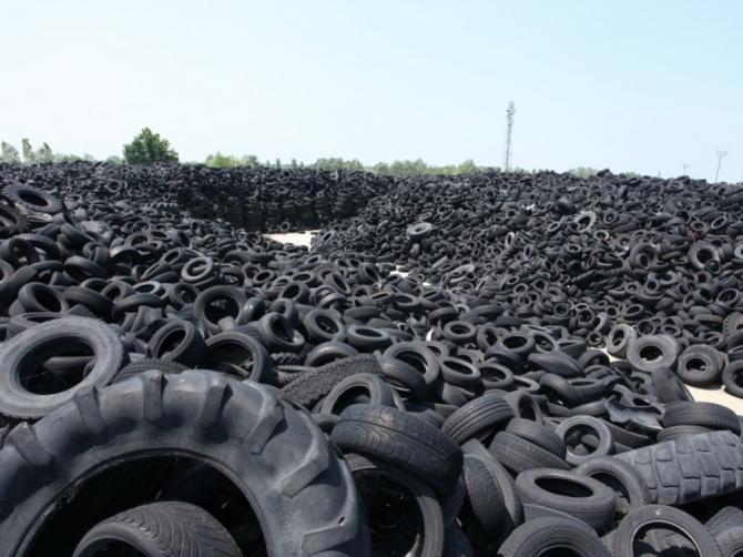 Flussi illegali di pneumatici: immesse nel mercato tra le 30 e le 40mila tonnellate all'anno