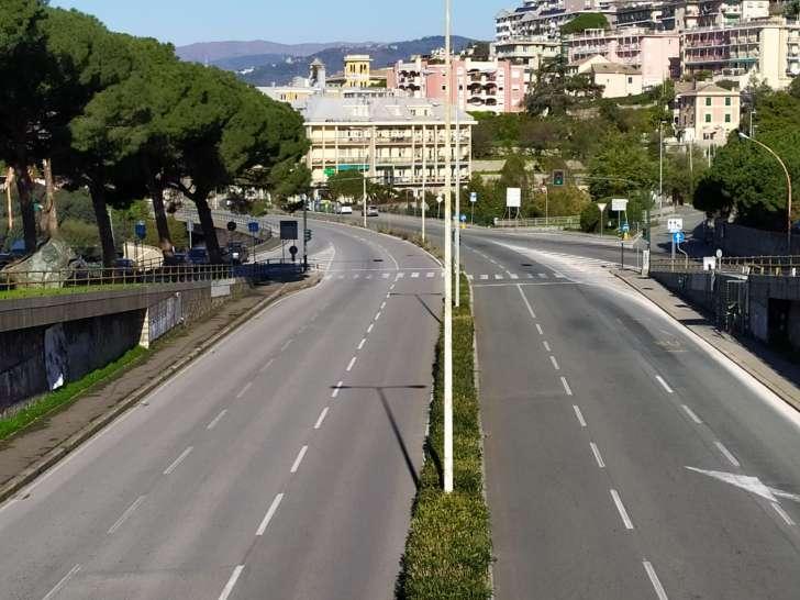 Corso Europa, Genova