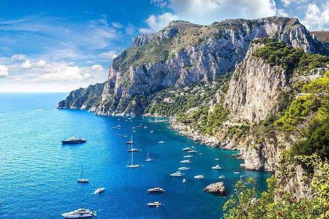 Capri, l'area marina protetta è sempre più vicina | Italiaambiente